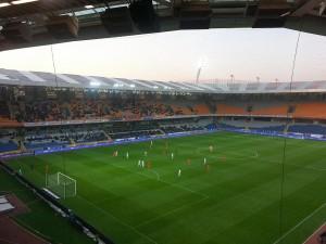 6 Aralik 2015 - Basaksehir - Genclerbirligi, Basaksehir Fatih terim Stadi, Istanbul -08-