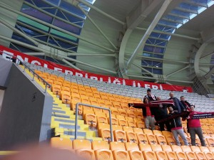 Mehmet Ali Cetinkaya - 6 Aralik 2015 - Alkaralar, Basaksehir - Genclerbirligi, Basaksehir Fatih terim Stadi, Istanbul -01-