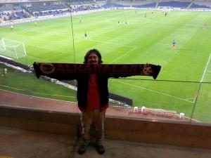 Mehmet Ali Cetinkaya - 6 Aralik 2015 - Alkaralar, Basaksehir - Genclerbirligi, Basaksehir Fatih terim Stadi, Istanbul -03-