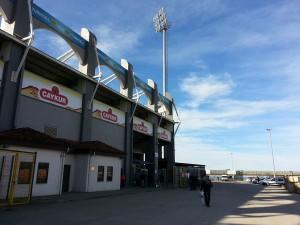 17 Ocak 2016 - Caykur Rizespor 2-3 Genclerbirligi, Caykur Didi Stadyumu, Rize -01-