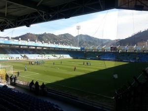 17 Ocak 2016 - Caykur Rizespor 2-3 Genclerbirligi, Caykur Didi Stadyumu, Rize -05-