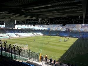 17 Ocak 2016 - Caykur Rizespor 2-3 Genclerbirligi, Caykur Didi Stadyumu, Rize -06-