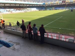 17 Ocak 2016 - Caykur Rizespor 2-3 Genclerbirligi, Caykur Didi Stadyumu, Rize -09-