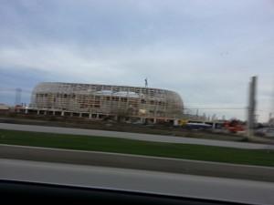 17 Ocak 2016 - Yeni Samsunspor Stadi, Samsun