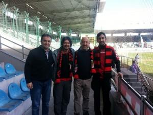 Mehmet Ali Cetinkaya - 17 Ocak 2016 - Caykur Rizespor 2-3 Genclerbirligi, Caykur Didi Stadyumu, Rize -04-