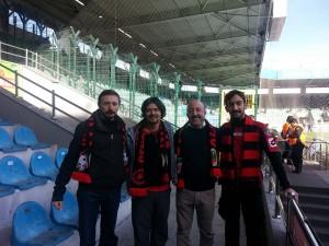 Mehmet Ali Cetinkaya - 17 Ocak 2016 - Caykur Rizespor 2-3 Genclerbirligi, Caykur Didi Stadyumu, Rize -05-