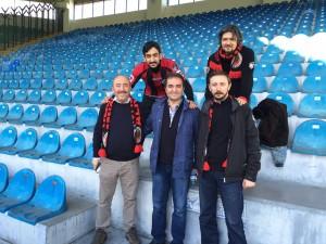 Mehmet Ali Cetinkaya - 17 Ocak 2016 - Caykur Rizespor 2-3 Genclerbirligi, Caykur Didi Stadyumu, Rize -06-