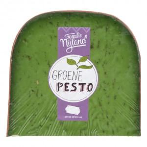 Familie Nijland - Green Pesto Cheese aka Yesil Feslegen Peyniri
