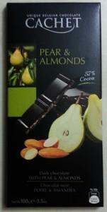 Cachet - Pear & Almonds aka Armut & Bademli