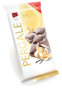Pergale - Vanilla & Cream