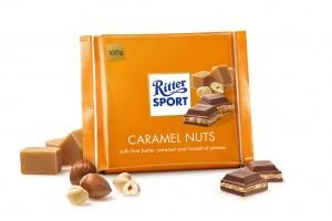 Ritter Sport - Cramel Nuts
