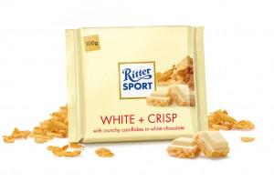 Ritter Sport - White + Crisp