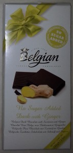 The Belgian – Ginger aka Sekersiz, %54 Kakaolu Zencefilli