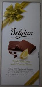 The Belgian – Lemon aka %31 Kakaolu Limonlu