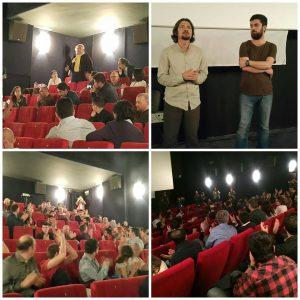 20160502- 2 Mayis 2016 - Ankara Uluslararasi Film Festivali Gosterimi