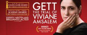 Gett The Trial of Viviane Amsalem aka Viviane Amsalemin Bosanma Davasi