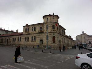 7 Mayis 2016 - Jandarma Binasi, Sivas