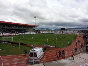 7 Mayis 2016 - Sivasspor - Genclerbirligi, Sivas 4 Eylul Stadyumu, Sivas -04-