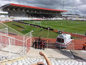 7 Mayis 2016 - Sivasspor - Genclerbirligi, Sivas 4 Eylul Stadyumu, Sivas -07-