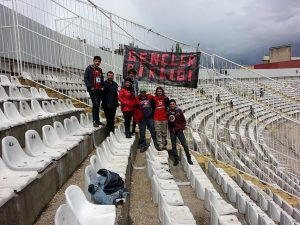 Mehmet Ali Cetinkaya - 7 Mayis 2016 - Sivasspor - Genclerbirligi, Sivas 4 Eylul Stadyumu, Sivas -01-