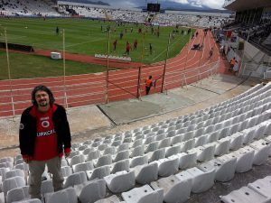 Mehmet Ali Cetinkaya - 7 Mayis 2016 - Sivasspor - Genclerbirligi, Sivas 4 Eylul Stadyumu, Sivas -02-