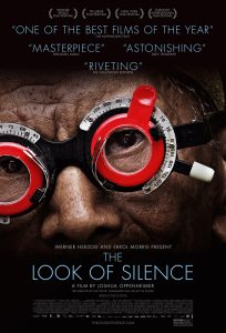 Senyap aka the Look of Silence aka Sessizligin Bakisi