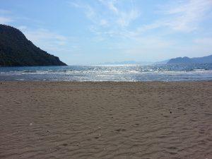 10 Haziran 2016 - Iztuzu Plaji, Ortaca, Mugla -02-
