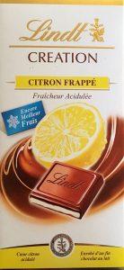Lindt - Creation - Citron Frappe (Sutlu Taze Limonlu)