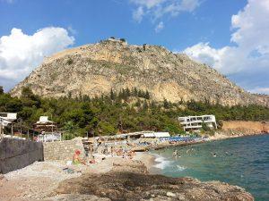7 Temmuz 2016 - Arvanitias Plaji, Nafplion, Yunanistan -01-