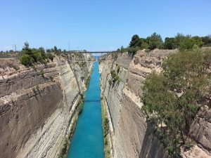 7 Temmuz 2016 - Corinth Kanali, Yunanistan -01-