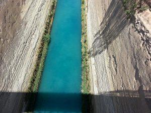 7 Temmuz 2016 - Corinth Kanali, Yunanistan -02-