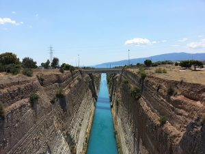7 Temmuz 2016 - Corinth Kanali, Yunanistan -03-