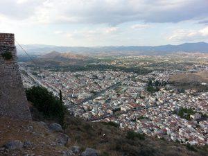 7 Temmuz 2016 - Kaleden Nafplion, Yunanistan