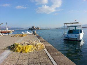 8 Temmuz 2016 - Nafplion, Yunanistan -07-