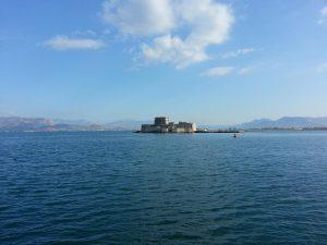 8 Temmuz 2016 - Nafplion, Yunanistan -08-