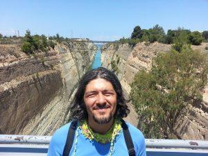 Mehmet Ali Cetinkaya - 7 Temmuz 2016 - Corinth Kanali, Yunanistan