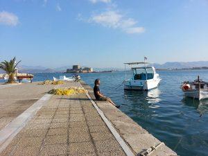 Mehmet Ali Cetinkaya - 8 Temmuz 2016 - Nafplion, Yunanistan