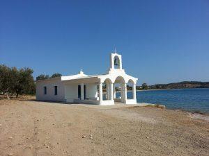 10 Temmuz 2016 - Ekklisia Panagia Kilisesi, Porto Heli, Yunanistan -02-