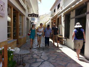 11 Temmuz 2016 - Spetses Adasi, Yunanistan -03-