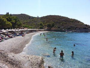 11 Temmuz 2016 - Vrelos Plaji, Spetses Adasi, Yunanistan -01-