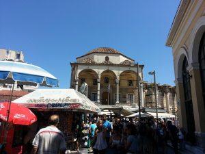 12 Temmuz 2016 - Tzistarakis Cami, Atina, Yunanistan