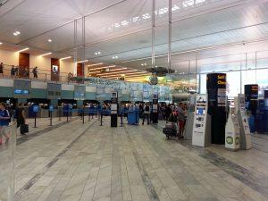 23 Temmuz 2016 - Landvetter Havaalani, Goteborg, Isvec -01-