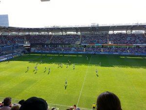 24 Temmuz 2016 - IFK Göteborg -Jönköpings Sodra IF, Gamla Ullevi, Goteborg, Isvec -06-