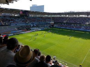 24 Temmuz 2016 - IFK Göteborg -Jönköpings Sodra IF, Gamla Ullevi, Goteborg, Isvec -07-
