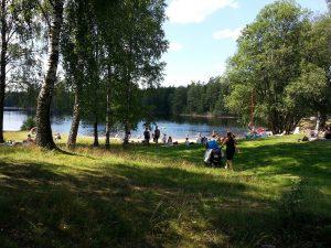 24 Temmuz 2016 - Storsjöns Lake, Rydboholm, Boras, Isvec -01-