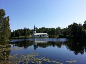 25 Temmuz 2016 - Rydboholm Kilisesi, Rydboholm, Boras, Isvec