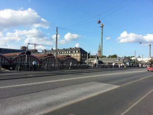 26 Temmuz 2016 - Tren Gari, Kopenhag, Danimarka