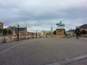 27 Temmuz 2016 - Christiansborg Sarayi (Christiansborg Palace), Kopenhag, Danimarka -02-