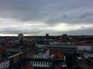 27 Temmuz 2016 - Doner Kule (Rundetaarn - Round Tower), Kopenhag, Danimarka -06-