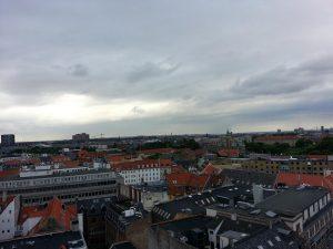 27 Temmuz 2016 - Doner Kule (Rundetaarn - Round Tower), Kopenhag, Danimarka -07-